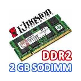 Memoria Ram DDR2 2GB, Laptop