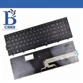 Teclado Dell 15 15-3000 Inglés