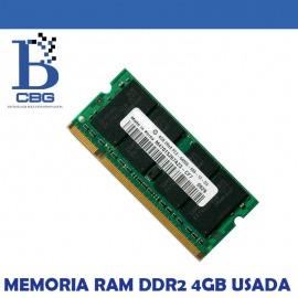 Memoria Ram DDR2 4GB Usada