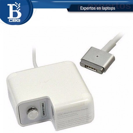 Adaptador de corriente MagSafe 2