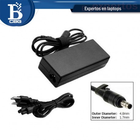 cargador laptop hp dv6000