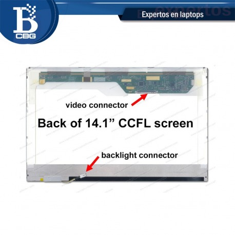 Pantalla laptop 14.1 LCD