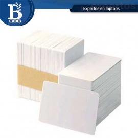 Tarjetas de PVC en Blanco