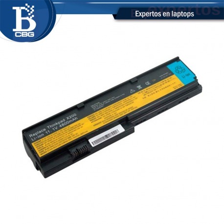 Bateria Lenovo TjinkPad X200
