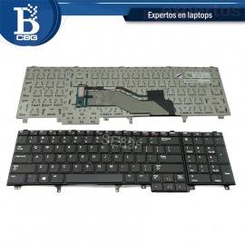 Teclado Dell E5520 Español