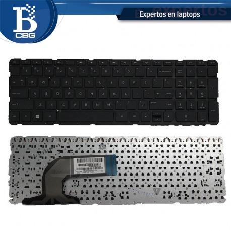 Teclado HP Compaq 15-h000 Ingles