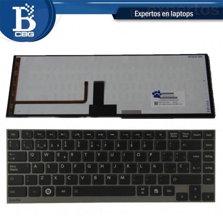 Teclado Toshiba U800, Español