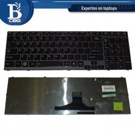 Teclado Toshiba A665 Español