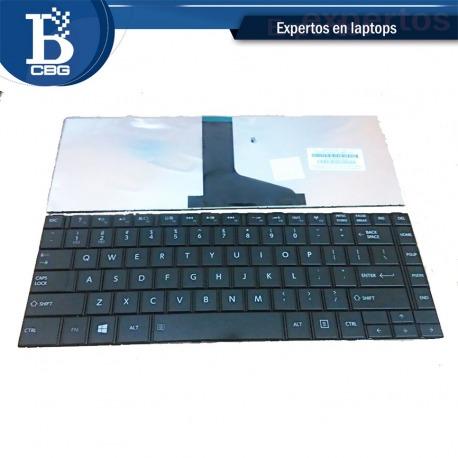 Teclado Toshiba C845 Inglés