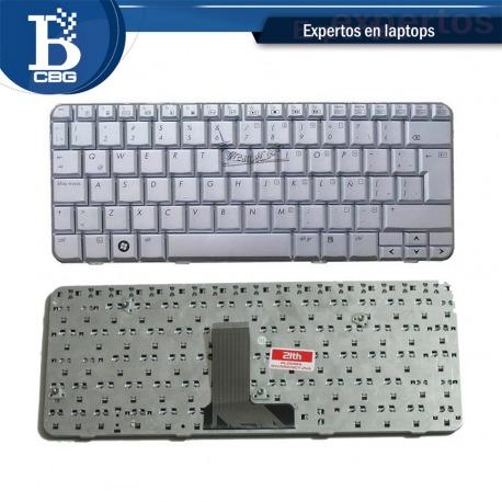 Teclado Hp TX2000 Español Color Plata