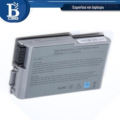 Batería Dell D600 gris