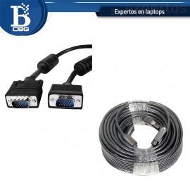 Cable para proyectar a monitor Macho/Macho