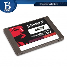 Disco Duro de 480GB estado Solido