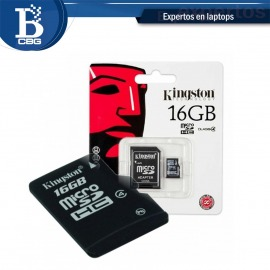 Memoria Micro SD 16GB